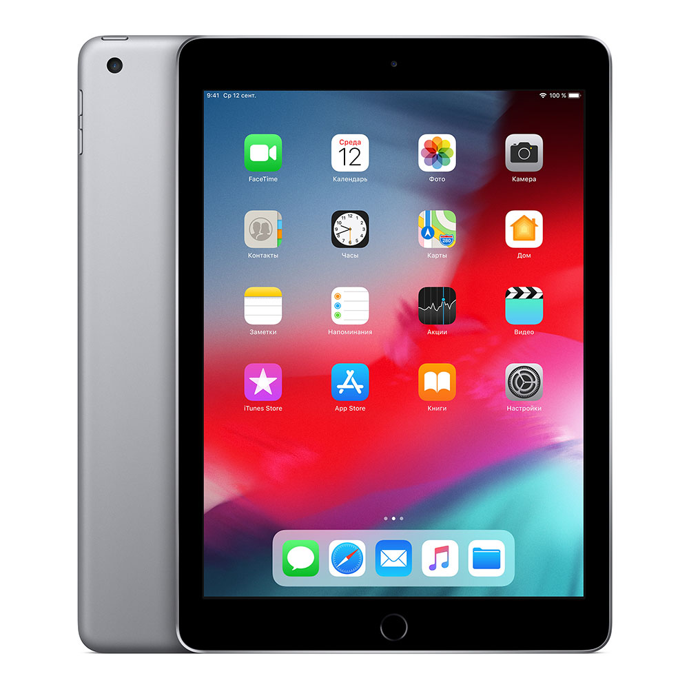 Apple iPad (2018) Wi-Fi 128 Gb Space Gray