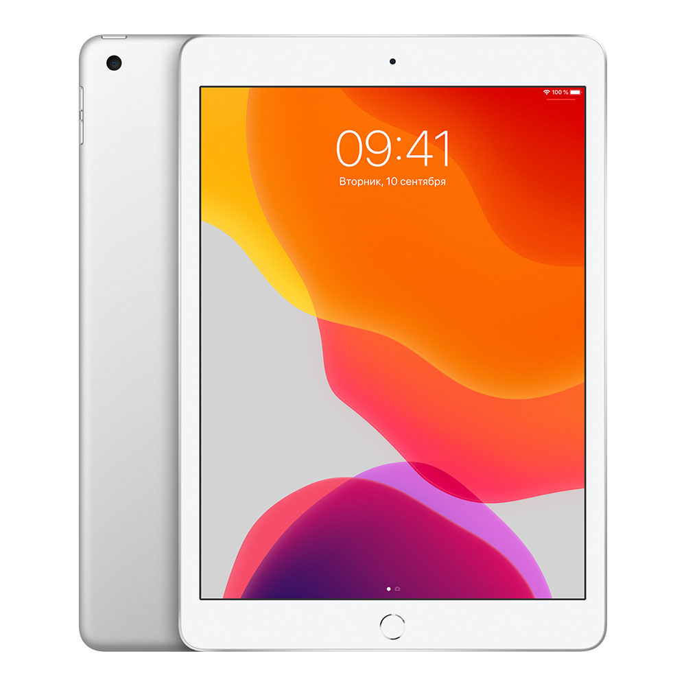 Apple iPad (2019) Wi-Fi 128 Gb Silver