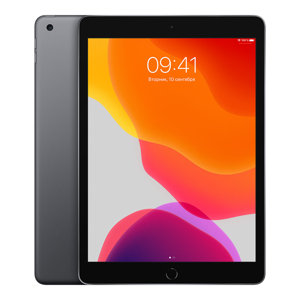 Apple iPad (2019) Wi-Fi 128 Gb Space Gray