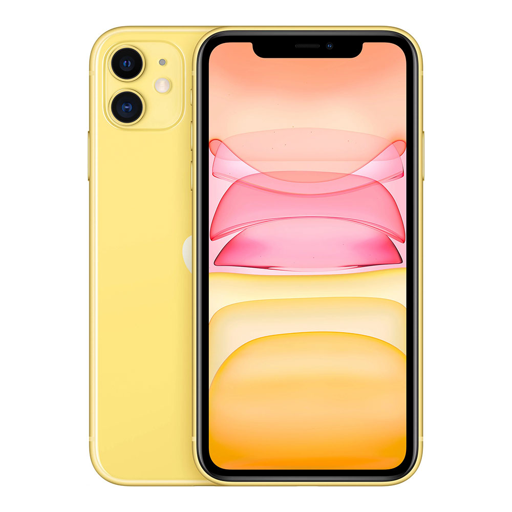 Apple iPhone 11 64 Gb Yellow