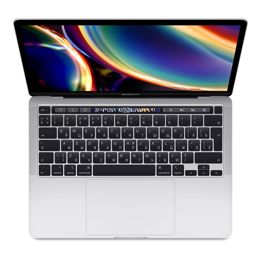 "Apple MacBook Pro 13"" 2020 QC i5 2 ГГц, 16 Гб, 1 Тб, Iris Plus, серебристый"